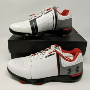 Under Armour UA Spieth One JR Golf Shoes Sz 7Y